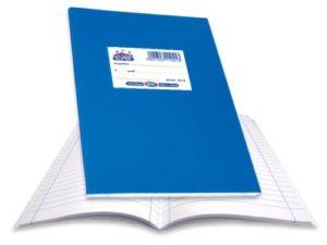 Skag Τετράδιο Super Μπλε 20 Φύλλων 17x25-1Τμχ (110013)