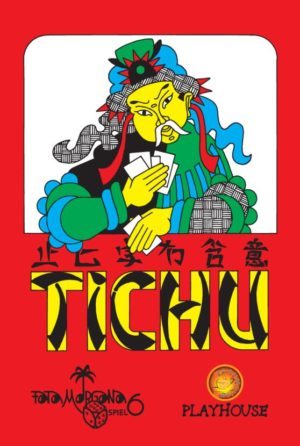 TICHU Playcards (PLH01)