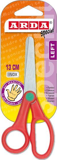 ARDA Παιδικό Ψαλίδι 13cm Για Αριστερόχειρες (FA-1206)