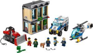 LEGO City Bulldozer Break-in (60140)