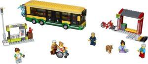 LEGO City Bus Station (60154)