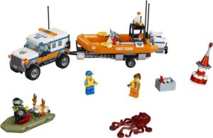 LEGO City 4x4 Response Unit (60165)