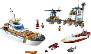 LEGO City Coast Guard Head Quarters (60167)