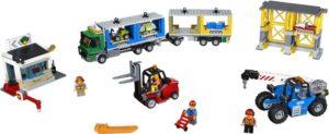 LEGO City Cargo Terminal (60169)