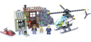 LEGO City Crook Island (60131)
