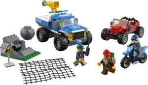 LEGO City Dirt Road Pursuit (60172)