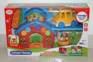 BW School House (SG2981)