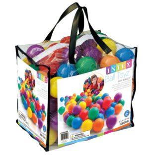 Intex Fun Ballz 100τμχ. (49600NP)
