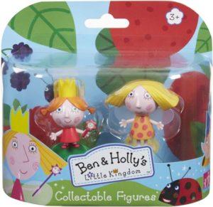 Ben & Holly Φιγούρες 2Τμχ-4 Σχέδια (05296)
