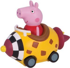 Peppa Pig Μίνι Οχηματάκια-4 Σχέδια (PPC24000)