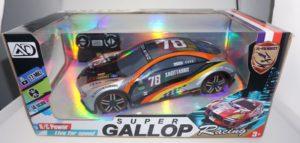 BW Τηλεκατευθυνόμενο Αυτοκίνητο Super Gallop 1:14 (698-78)