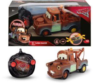 Dickie Τηλεκατευθυνόμενο Cars 3 Mater 1:24 (203084008)