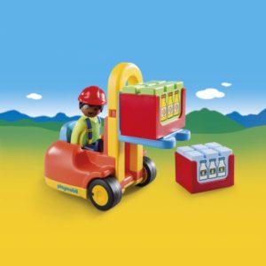 Playmobil 1.2.3 Κλαρκ (6959)