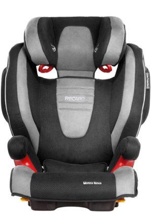 Recaro Κάθισμα Αυτοκινήτου Monza Nova 2 Seatfix Graphite (61512120866)