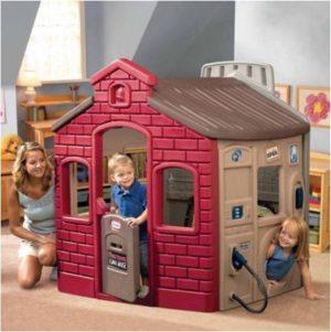 Little Tikes Σπίτι-Πόλη (444D)