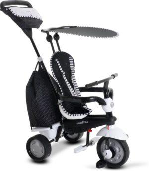 Smart Trike Τρίκυκλο Glow-Black & White (6952400)