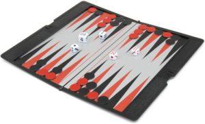 BW Mini Μαγνητικό Επιτραπέζιο Backgammon (1686)