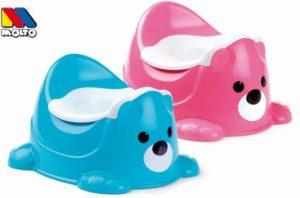 Molto Bear Potty-2 Χρώματα (12701/E)