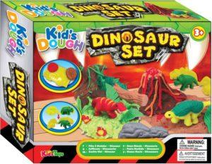 KT Πλαστοζυμαράκια Dough Dinosaur Set (11681)