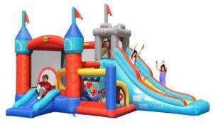 Happy Hop Φουσκωτό Τραμπολίνο Κάστρο Bouncy 13 in 1 (9021)