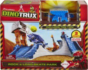 Dinotrux Σετ Παιχνιδιού-2 Σχέδια (CJV82)