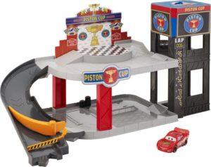 Cars Γκαράζ Σετ Παιχνιδιού (DWB90)