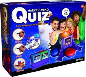 MDC Επιτραπέζιο Ηλεκτρονικό Quiz-Buzzer (5034)