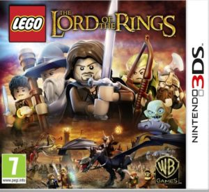 N3DS Lego Lord Of The Rings