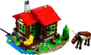 LEGO Creator Lakeside Lodge (31048)