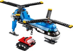 LEGO Creator Twin Spin Helicopter (31049)