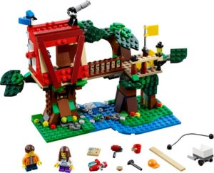 LEGO Creator Treehouse Adventures (31053)