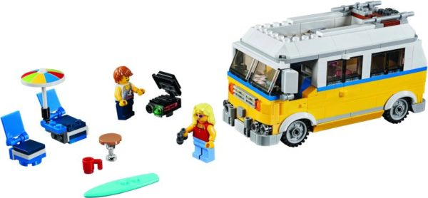 LEGO Creator Sunshine Surfer Van (31079)
