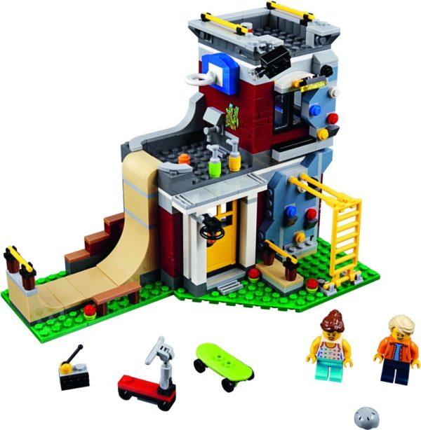 LEGO Creator Modular Skate House (31081)