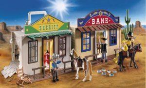 Playmobil Βαλιτσάκι Άγριας Δύσης (4398)