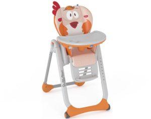 Chicco Κάθισμα Φαγητού Polly 2 Start-Fancy Chicken (P04-79205-96)