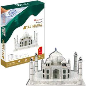 BW Παζλ 3D Taj Mahal-87Τμχ (MC081H)