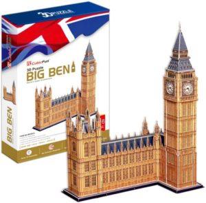 BW Παζλ 3D Big Ben-116Τμχ (MC087H)