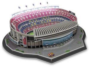 3D Puzzle Camp Nou (Barcelona) Led (34402)