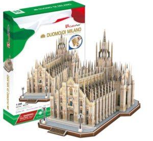 BW Παζλ 3D Duomo Di Milano (Italy) 215Τμχ (MC210H)