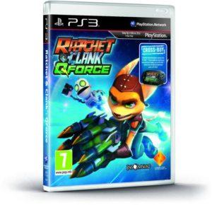PS3 Ratchet & Clank: QForce