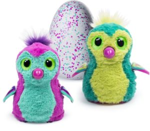 Hatchimals Pengualas Turquoise-2 Σχέδια (HAT01000)