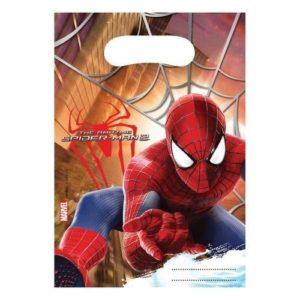 Τσάντες Δώρων The Amazing Spiderman 2-6Τμχ (82947)