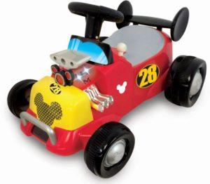 Kiddieland Περπατούρα Mickey Roadster (055723)