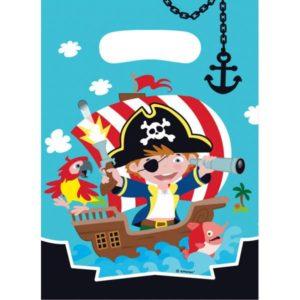 Τσάντες Δώρων Pirate-8 Τμχ (M9902125)