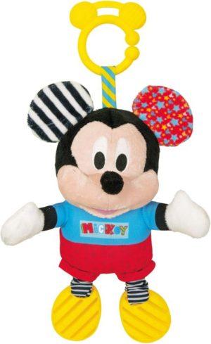 Disney Bebe Λούτρινο Mickey Κουδουνίστρα (1000-17165)