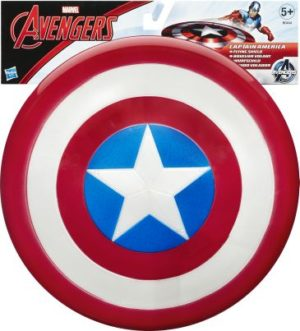 Avengers Movie Cap Flying Shield (B0444)