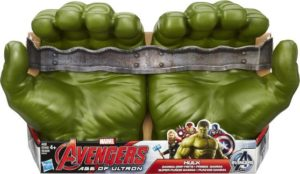 Avengers Movie Hulk Gamma Grip Fists (B0447)