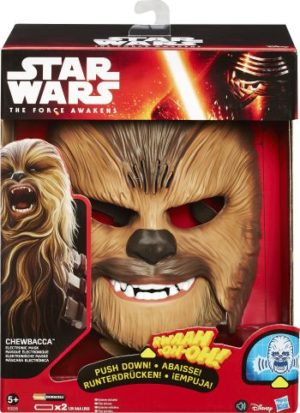 Star Wars E7 Sidekick Alien Electronic Mask (B3226)