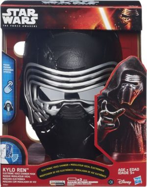 Star Wars E7 Kylo Ren Voice Changer Mask (B8032)