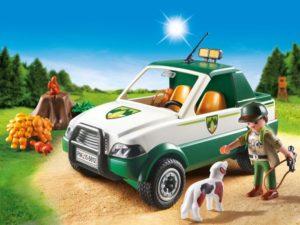 Playmobil Όχημα Δασοφύλακα (6812)